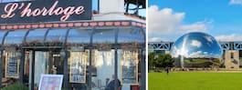 Parc de la Villette – ett annat Paris