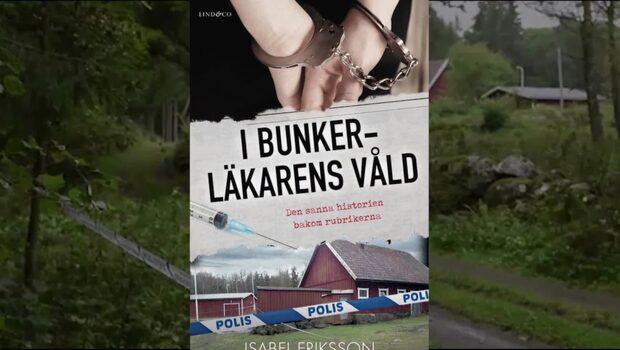 Bunkerläkarens offer har skrivit en bok