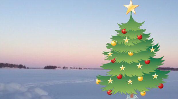Så blir vädret i julhelgen