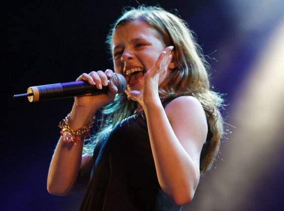 Amy Diamond sjunger i Pingstkyrkan i höst. Foto: Ulf Ryd