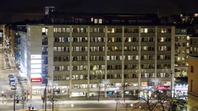 Här lyxrenoverade Kommunal sin representationsvåning. Foto: Lisa Mattisson
