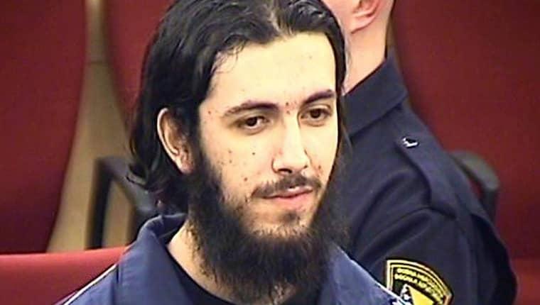 En av de gripna männen ska vara den tidigare dömde terroristen Mirsad Bektasevic. Foto: AP