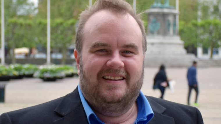 Malmös kommunalråd Nils Karlsson (MP). Foto: Miljöpartiet.