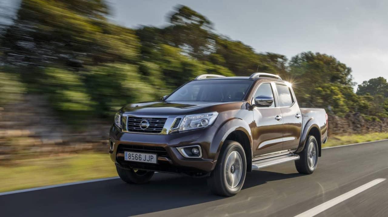 Nissan king cab navara bränsleförbrukning