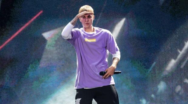 Justin Biebers andra spelning på Tele2 arena i Stockholm