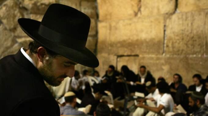 Inför utrymningen av judiska bosättningar i Gaza. Foto: Ariel Schalit