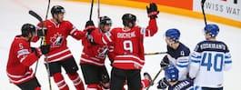 Kanada slog Finland i VM-finalen i Moskva