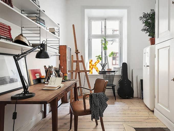 Bilder från Pluras lägenhet. Foto: Adam Helbaoui / Kronfoto