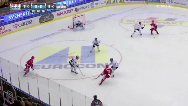 HIGHLIGHTS: Timrå-Karlskoga 4-5