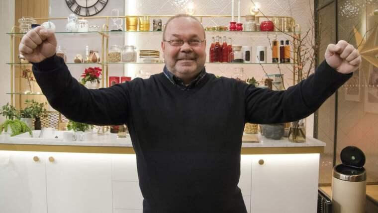 Peter Ejderbrand hade gjort sin sista arbetsdag på sitt dåvarande jobb – då vann han på triss.