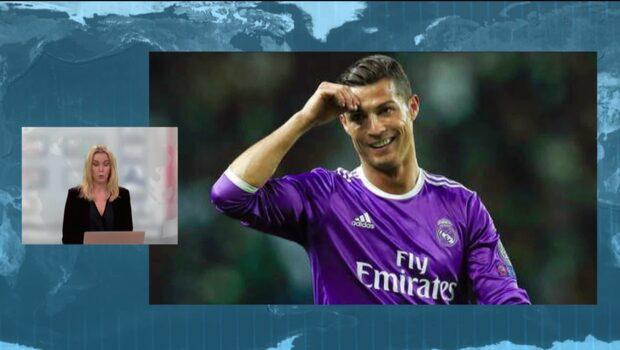Uppgifter: Ronaldo har gömt undan miljoner