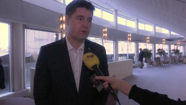 Sverigedemokraterna positiva till Anna Kinberg Batras besked