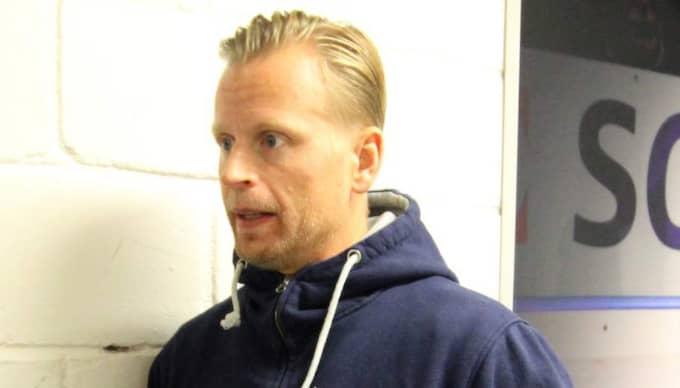 Johan Davidsson blir nu assisterande sportchef.