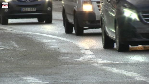 Varning - kan bli värsta julen i trafiken på många år