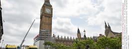 Brittiska parlamentet utsatt för cyberattack