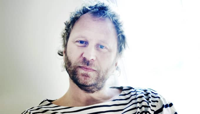 Sören Olsson. Foto: Karin Malmhav / Svd / Tt / SVENSKA DAGBLADET TT NYHETSBYRÅN