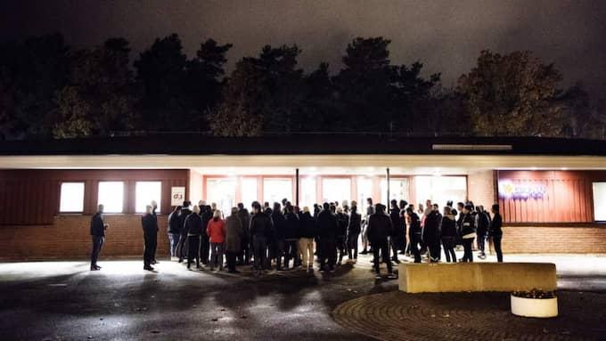 Två personer dog i attacken. Foto: Anna-Karin Nilsson