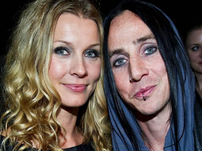 Pernilla Andersson och Dregen. Foto: Christian Örnberg