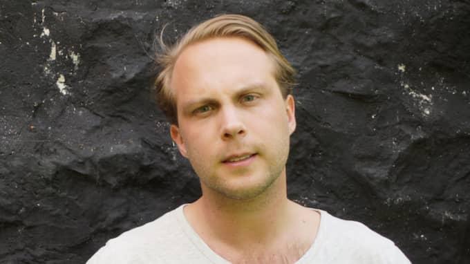 Rasmus Törnblom. Foto: Muf