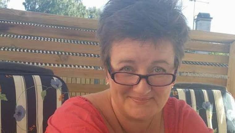 Carina Johansson, ledningssköterska på akuten i Helsingborg, beskriver situationen som kaosartad. Foto: Privat