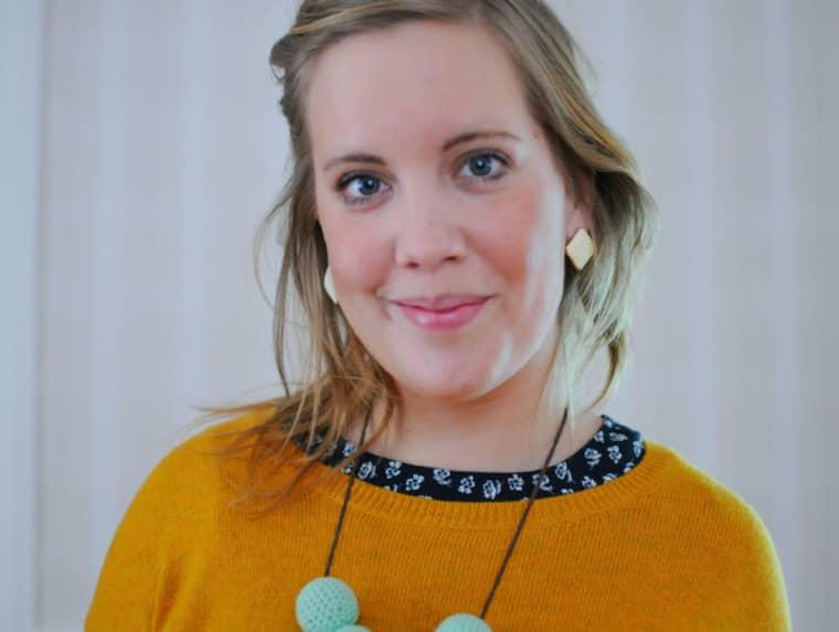 """Bonden Johanna Karlsson till Uppdrag Granskning: """"Man blir ledsen, det känns inte så solidariskt att leva lyxliv med våra pengar"""" Foto: Privat"""