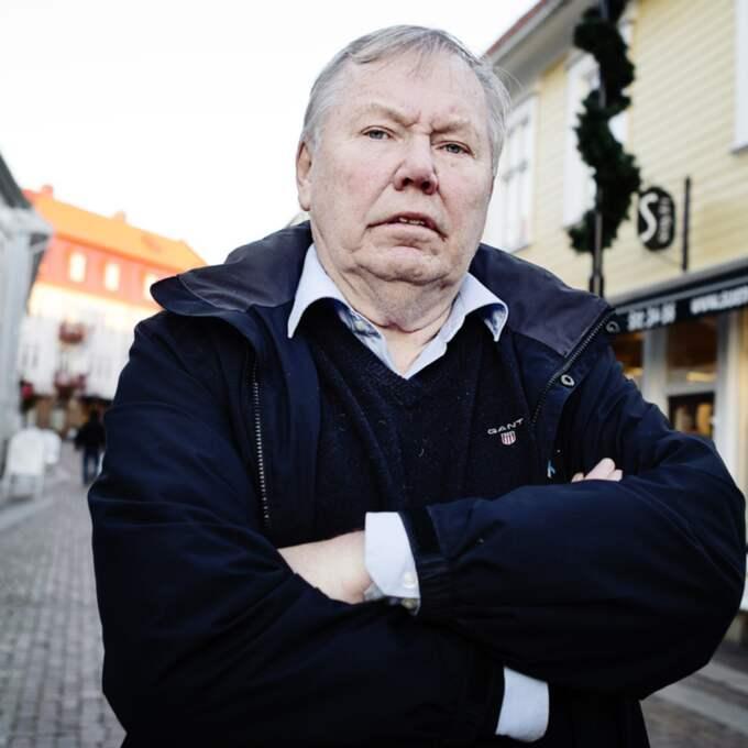 Det aktuella boendet drivs av Bert Karlssons bolag Jokarjo AB. Foto: Anna Svanberg