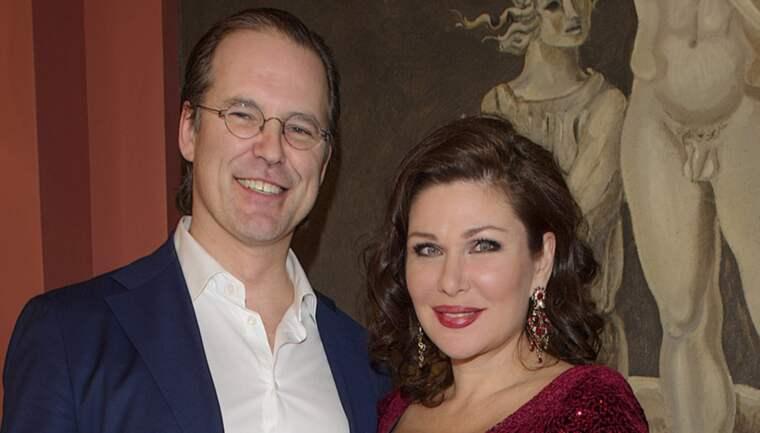 Anders Borg och Dominika Peczynski ska nu bli sambor. Foto: /Ibl / /IBL