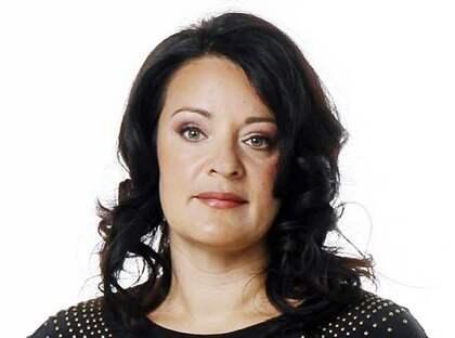 Marie Söderqvist. Foto: Cornelia Nordström