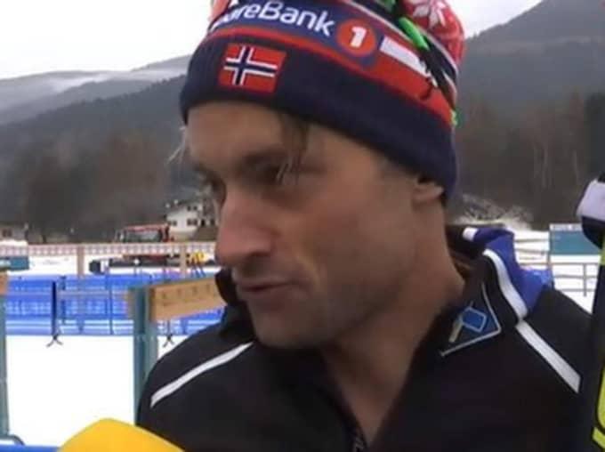 Petter Northug Foto: Sara Bratell