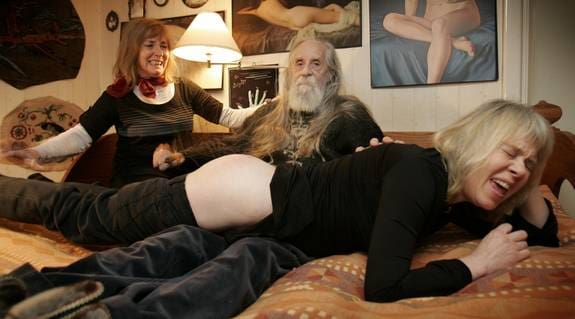 knullad i analen med äldre kvinnor