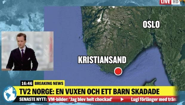 LIVE-TV: Senaste nytt med Expressen TV