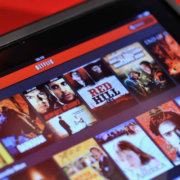 Netflix guide sverige