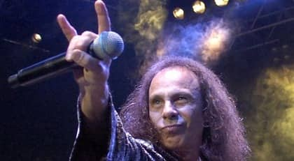 Ronnie James Dio blev 67 år gammal. Foto: Sandro Campardo