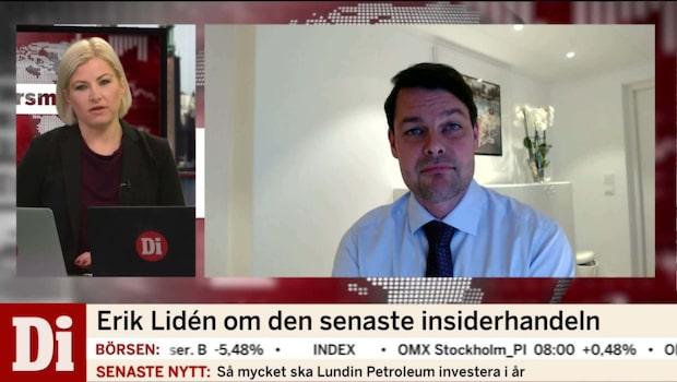 """""""Har varit mestadels negativt bland insynspersonerna"""""""