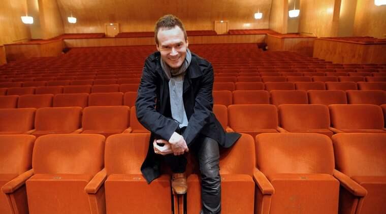 Fredrik Toreskog, snart hos Skavlan. Foto: Leif Gustafsson