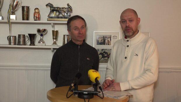 Untersteiners - uppsnack inför V86 den 30 november