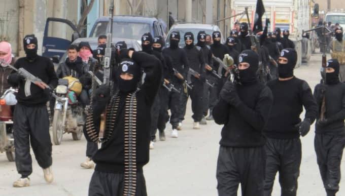 Bland den olagliga verksamhet som nu misstänks ingår rekryteringsverksamhet till terrorgruppen IS