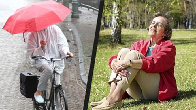 Vilket väder du får i påsk beror på var i landet du bor...men på många platser finns det chans till sol. Foto: COLOURBOX