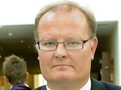 Vice chefsåklagare Mikael Hammarstrand. Foto: Jan Düsing