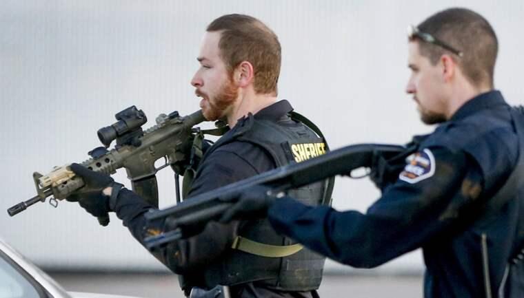 Mannen ska ha skjutit flera personer på flera platser. Foto: Fernando Salazar