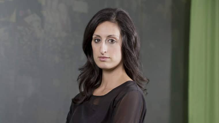 Nisha Besara, skribent och debattör. Foto: Magnus Sandberg