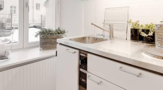 Miniettan i Stockholm lockar mångas intresse. Foto: Fastighetsbyrån