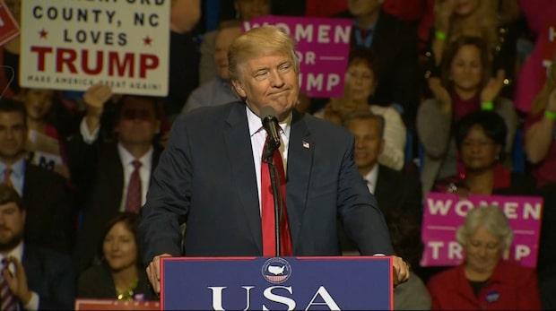 De vill blockera Donald Trump från presidentposten