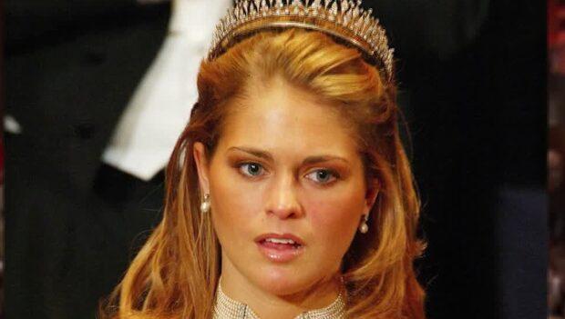 Prinsessan Madeleines rubrikväckande klänningar på Nobelmiddagen