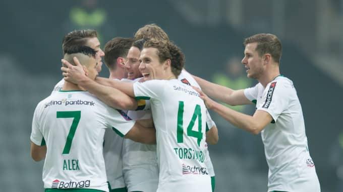 Hammarby och AIK möts i ett derby. Foto: Magnus Liljegren - Ibl