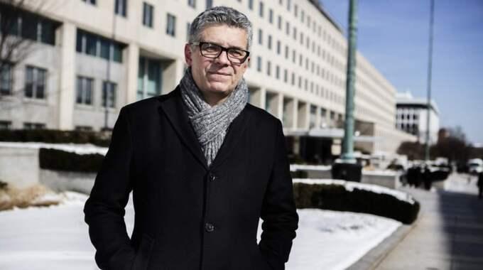 Säpochefen Anders Thornberg. Foto: Axel Öberg