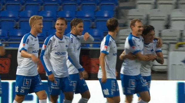 Höjdpunkter: Norrköping vände och vann mot Häcken