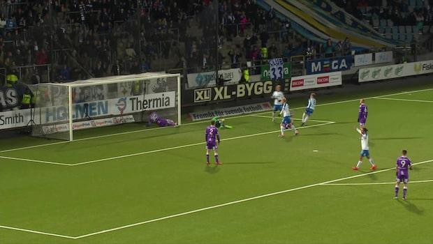 Highlights: IFK Norrköping-IFK Göteborg 3-1