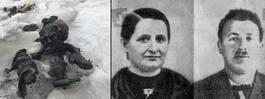 Föräldrarna dog i varandras armar – hittades på glaciären efter 75 år