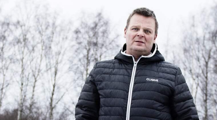 Marko Jantunen i dag. Foto: Anna-Karin Nilsson